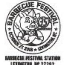 Lexington Barbecue Festival Pictorial Postmark