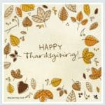 Dayspring Happy Thanksgiving ecard