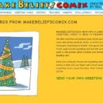 Make Beliefs Comix Greeting Cards