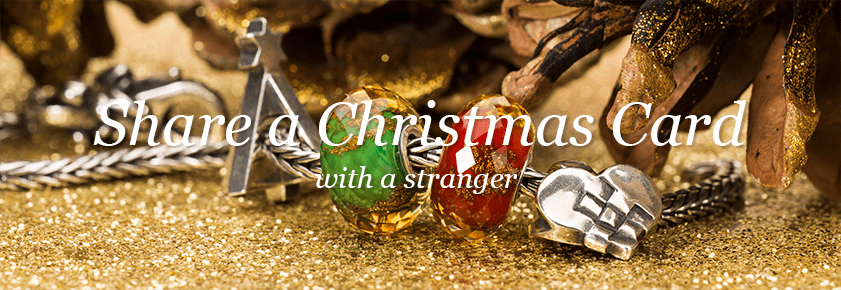 Trollbeads Share a Christmas Card