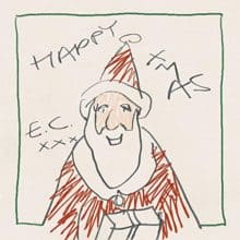 Eric Clapton Happy Xmas Album Songbook