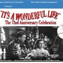 It's A Wonderful Life Museum Pictorial Postmark