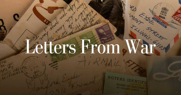 Letters From War, a Washington Post podcast