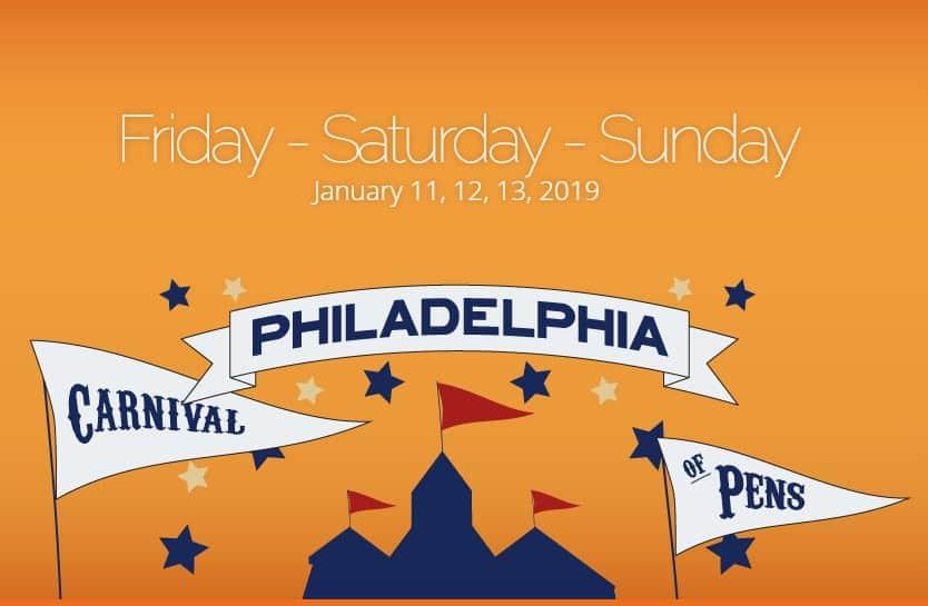 Philadelphia Pen Show 2019