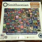 Smithsonian Postal Museum 1000 Piece Puzzle