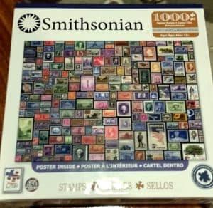 Smithsonian Postal Museum 1000 Piece Puzzle
