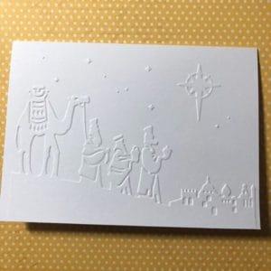 Three King Card
