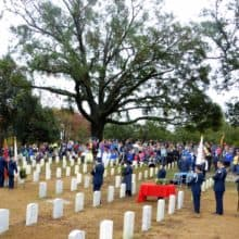 Wreaths Across America 2018 Wilmington NC