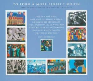 USA-3937 A More Perfect Union 2005 USPS