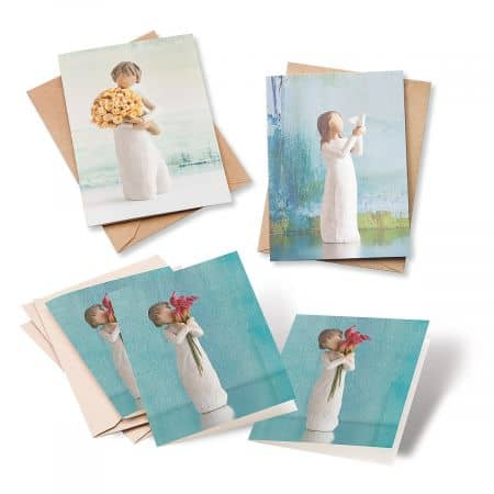 Willow Tree Note Cards Stationery