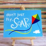 Breezy Kite Postcard & American Kitefliers Association (AKA) Calendar