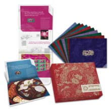 Celebrating Lunar New Year Commemorative Boxed Set – with all 12 years souvenir sheets in the Lunar New Years Series