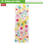 New Dollar Tree Peel and Stick Poster Stickers