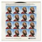 Marvin Gaye 2019 Forever Stamp Debuting April 02
