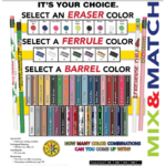 National Pencil Day 2019 & Shepenco CREATE-A-PENCIL