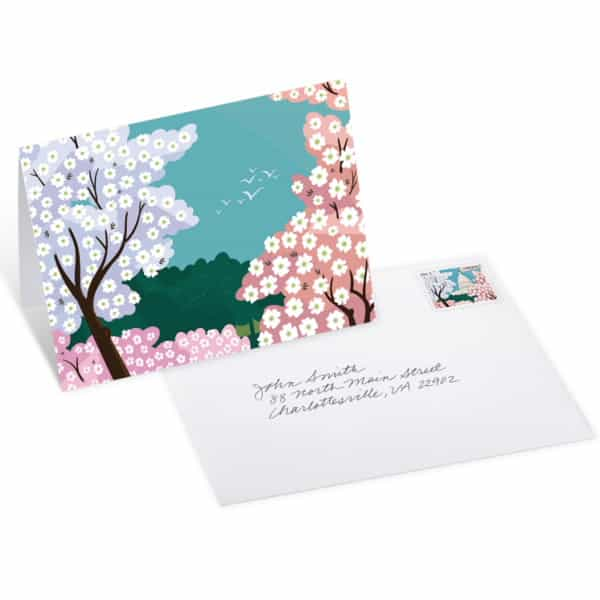 USPS Gifts of Friendship Notecards