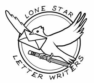 Lone Star Letter Writers Logo