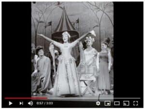 Julie Andrews, Original Broadway production of