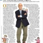 AARP Magazine Featuring MakeBeliefsComix Creator Bill Zimmerman