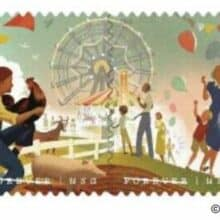 First Day of Summer 2019, Caroline County Agriculture Fair, The Embers, & Upcoming USPS State and County Fair Stamps