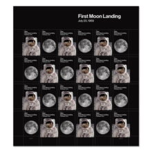 Launching today USPS 1969 First Moon Landing Forever Stamps