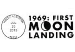 1969 First Moon Landing Pictorial Postmarks July 20