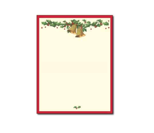 Christmas in July Stationery at DesktopSupplies.com