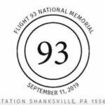 #Honor93 Friends of Flight 93 National Memorial Pictorial Postmark 2019