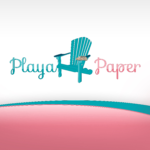 Playa Paper Stationery Logo