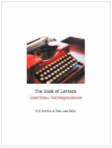 The Book of Letters American Correspondence