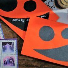 Simple Pumpkin Envelopes Maple Post Blog Tutorial