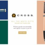 Cross Holiday Gift Guide 2019