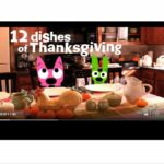 Twelve Plates of Thanksgiving 2019 Hallmark ecard