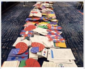 Operation Gratitude Write Letters Appreciation