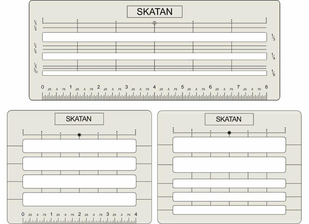 Envelope Addressing Guide SKATAN
