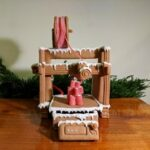 Gingerbread 3D Printer Instructables project looks amazing