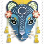 Lunar New Year 2020 Year of the Rat Stamp arriving January 11