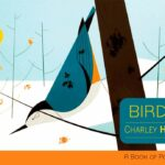 Birds by Charley Harper Postcard Book