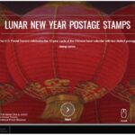 Lunar New Year Postage Stamps Virtual Exhibit Smithsonian Postal Museum