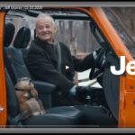 Bill Murray Groundhog Day Jeep SuperBowl Ad & Palindrome 02022020
