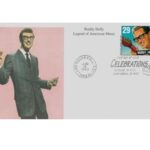 Buddy Holly 1993 FDC First Day Cover