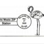 March 27 2020 32720 Date Meets Zip Pictorial Postmark