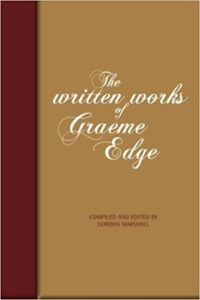 The Written Works of Graeme Edge