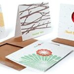Mother's Day Gift Idea: Bloomin Thanks A Bunch Seed Paper Greeting Cards & Today is #1888