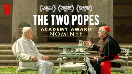 Happy Easter 2020 and movie The Two Popes