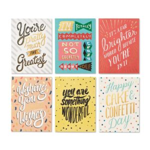 Celebrate Delightfully Awesome Postcards