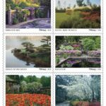 American Garden Stamps 2020
