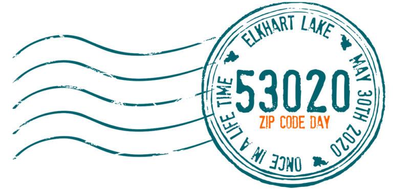 Zip Code Day 53020 Pictorial Postmark
