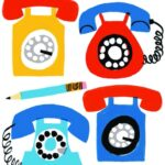 Extraordinary Objects Notes Stationery Includes Rotary Telephone
