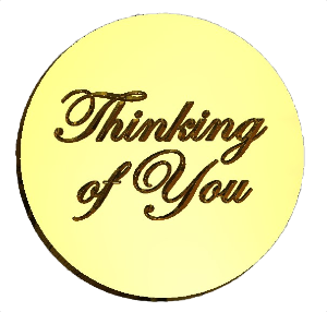 Thinking of You Wax Seal Stamp